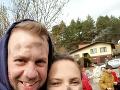 S manželkou Ninou sú šťastní už niekoľko rokov.