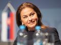 Beňová hovorí o zmenách v Smere-SD: Diskutuje sa o novom lídrovi strany