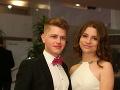 Tínedžerské hviezdy z Oteckov Oliver Oswald a Zuzana Kravariková.