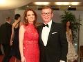 Vlado s manželkou tvoria naozaj krásny pár.