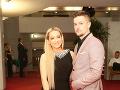 Dominika Mirgová s manželom Petrom Zvolenským