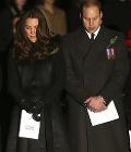 William a Kate si pripomenuli padlých vojakov