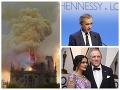 Miliardári zachraňujú pýchu Paríža: Manžel Salmy Hayek aj majiteľ Louis Vuitton chcú dať obrovské sumy