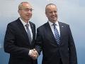 Minister obrany Gajdoš rokoval s chorvátskym ministrom o spoločnej obrannej spolupráci