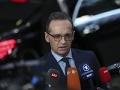 Nemecký minister Maas je proti odkladu brexitu: Varoval Britániu
