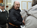 Zemplínskeho podnikateľa Varehu súd prepustil: Dostal šesťročnú podmienku a náramok