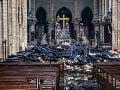 Vyšetrovanie požiaru Notre-Dame napreduje: