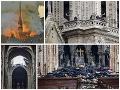 ZOZNAM škôd, ktoré napáchal požiar v Notre-Dame: VIDEO zničeného interiéru, do očí sa tisnú slzy