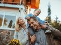 Rodinný dom a záťaž