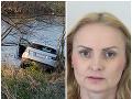 Nezvestná politička Miriam žije: Neuveríte, kde ju našli, jej havarovaný Range Rover je záhadou