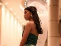 Tínedžerka (17) si sama ušila tie najkrajšie šaty na promócie: Páčia sa aj vám?