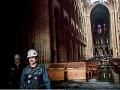 Francúzska polícia začala vyšetrovanie veľkej pohromy: Čoskoro odhalia, prečo zhorel Notre-Dame