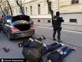 FOTO Polícia zatkla štyroch Rumunov: V Chorvátskom Grobe odpálili bankomaty, padli obvinenia