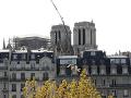 Firma renovujúca strechu Notre-Dame vyvracia špekulácie: Zodpovednosť za požiar poprela