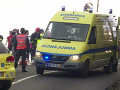 Nehoda autobusu v Portugalsku