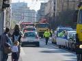 Autobus zachytil cyklistu na Devínskej ceste v Bratislave: Polícia hľadá svedkov nehody