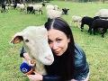 Redaktorka Kristína Kövešová zbožňuje zvieratká.