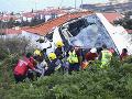 Tragická nehoda autobusu v Portugalsku: Je to už isté, všetci mŕtvi sú Nemci