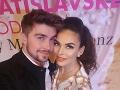 Partneri Štefková a Koči na predvádzacom móle: Dárius rieši módu viac ako ja!