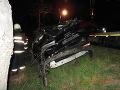 Pri dopravnej nehode pri Zlatých Klasoch zomrel 40-ročný muž.