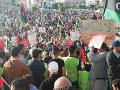 Žlté vesty protestovali v Líbyjskom Tripolise.