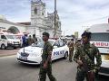 Srí Lanka sa ešte nespamätala útokov a je tu ďalšia hrozba: Kardinál nechal zatvoriť kostoly