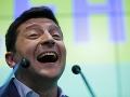 VIDEO Na Ukrajine je vymaľované: Porošenko schytal poriadny debakel, novou hlavou štátu je Zelenskyj