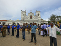 Vyšetrovanie útokov na Srí Lanke: Spáchalo ich zrejme sedem samovražedných atentátnikov