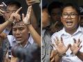 Novinári agentúry Reuters si odsedia roky za mrežami: Súd zamietol ich odvolanie