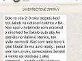 Agáta Hanychová dostala správu, ktorá hovorila o Prachařovej nevere.