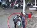 Útočníci na Srí Lanke