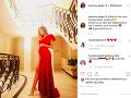 Jasmina Alagič sa bude vydávať s tehotenským bruškom.