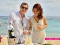 Vlado s manželkou si druhýkrát povedali áno na exotickom Mauríciu.