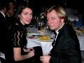 Nataša Nikitinová na Maroš Kramár necelých päť rokov po svojej svadbe