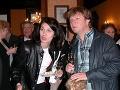 Šťastná rodinka Maroša Kramára v roku 2004