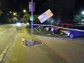 FOTO Tragický večer v Dunajskej Strede: Cyklista (†50) sa zrazil s autom, nemal šancu prežiť