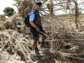 Cyklón Kenneth zasiahol Mozambik: Napáchal obrovské škody, najmenej štyria ľudia neprežili