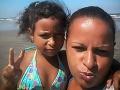 Kauani s matkou Dianou Soaresovou.