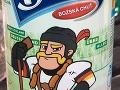 Poriadny prešľap pred MS v hokeji: Nápis na fľašiach pobúril ľudí, slogan spájaný s nacistami