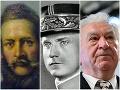 Ľudovít Štúr, Milan Rastislav Štefánik a Anton Srholec