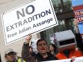 Assange potvrdil svoje odhodlanie bojovať proti vydaniu do USA