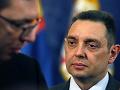 Srbský minister obrany varuje: Ak nás nebude chcieť EÚ, obrátime sa na Rusko