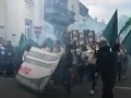 VIDEO Stovky neonacistov v uliciach nemeckého mesta: Obavy, znepokojenie a pobúrenie