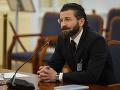 Vypočúvanie nováčika Palšu: Štát by mal dôležitejšie vnímať základné práva a slobody