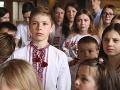 Deti padlých ukrajinských vojakov si prežili peklo: Na hrôzy vojny zabudli aspoň na chvíľu v Bratislave