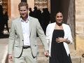 Britská stávková kancelária tvrdí, že dieťa Harryho a Meghan sa už narodilo