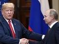 Stretnutie Trumpa a Putina môže byť na Slovensku: Príležitosťou bude oslava 75. výročia SNP