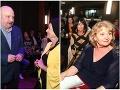 Celebritná žúrka v divadle: Sexi Sklovská s novým účesom, rapídne schudnutý herec a... Kocúriková  opäť v spoločnosti!
