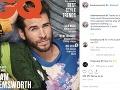 Liam Hemsworth pre magazín GQ Australia.