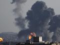 Najväčšie násilie od roku 2014: Palestínski lídri údajne súhlasili s prímerím